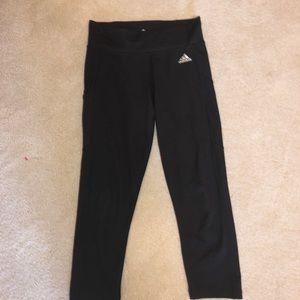 Cropped Adidas Leggings